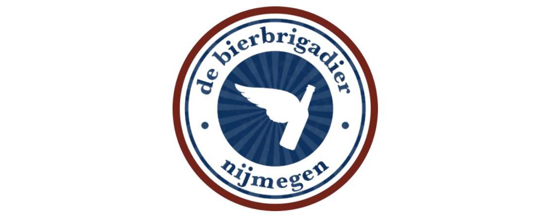 Untappd Badge voor de bierbrigadier Nijmegen