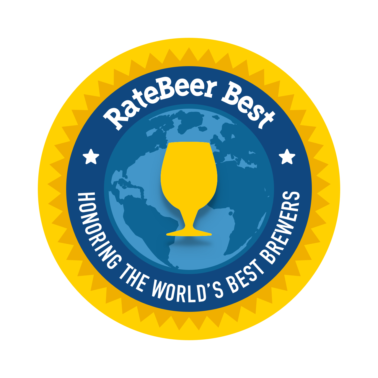 Aafbelding - RateBeer Best Awards 2018