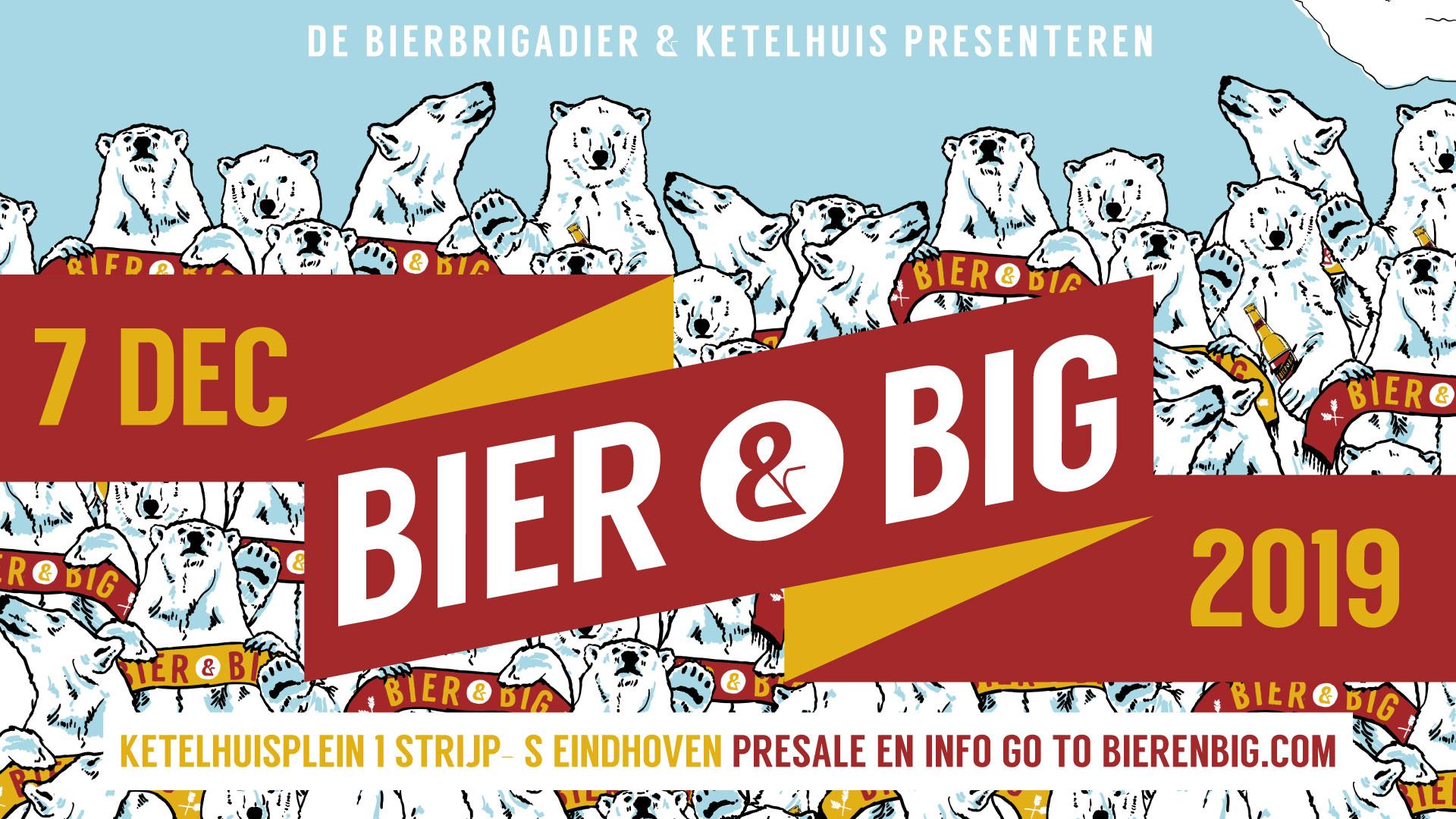 Aafbelding - BIER&BIG WINTERFESTIVAL
